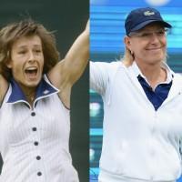 A quoi ressemblent aujourd'hui les anciennes stars du Tennis ?