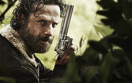 The Walking Dead : Un poster pour la saison 5 !
