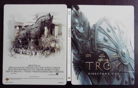 Troy – Director's cut [Blu-ray Steelbook]