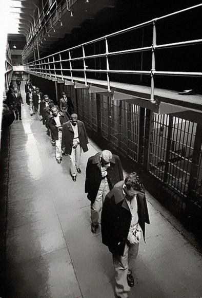 The-Leaving-of-Last-Prisoners-from-Alcatraz-1963
