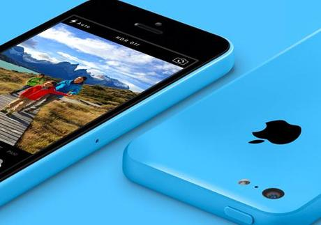Bon Plan ? iPhone 5C 32 Go à 69 € chez Orange