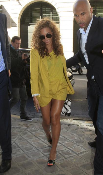 Beyonce cultivé femme célibataire