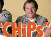 """série """"Chips"""" adaptée grand écran."""