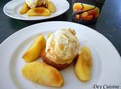 Dessert glacé façon tatin bretonne