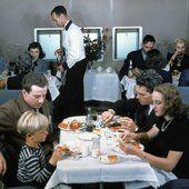 If You Thought Air Travel Was Luxurious In The 1970s, Check Out What It Was Like Aboard The WW2-Era Boeing Clipper