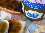 Confiture prunes vanillées