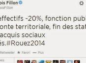 François Fillon dévoile programme lourd