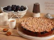Gâteau Questsches Streusel Cannelle