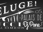 DELUGE présente Hucci, Pone, Jackal, Simeon Flechette Palais Tokyo