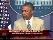Lapsus Barack Obama Nous n'avons stratégie août 2014