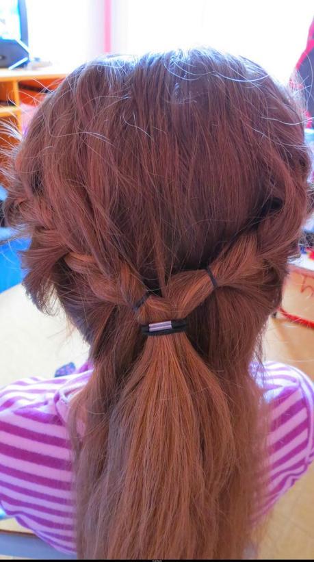 Tuto coiffure #1 : Chignon tressé - À Lire