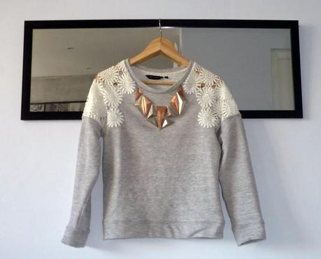 DIY : Le sweat Bling Bling