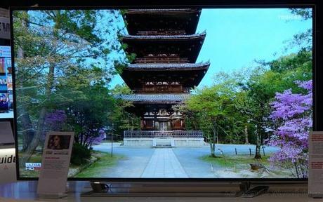 IFA 2014 : Toshiba dévoile sa future TV Ultra HD, la série U9