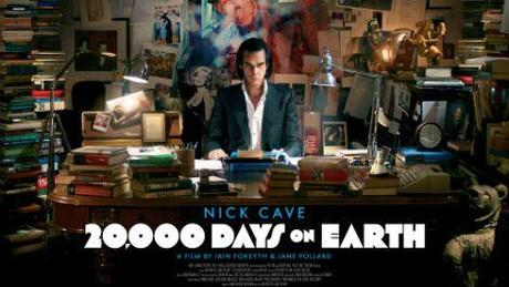 20000 days on earth nick cave poster