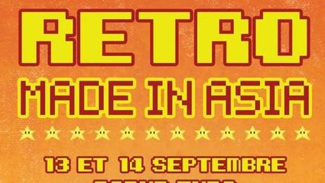 Be-Games au salon Retro Made In Asia 2014
