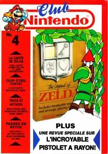 Magazine Club Nintendo N° 4