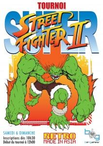Tournoi Super Street Fighter 2