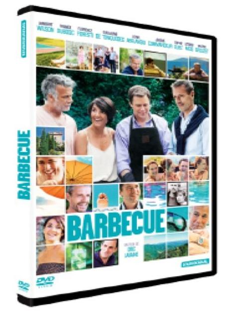 barbecue affiche dvd Barbecue disponible en DVD