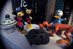 Figurines Disney Old School