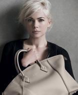 Mode : Michelle Williams égérie Louis Vuitton