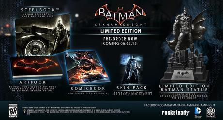 24ecd40dc3fbd7fd4f8a7a9d20aa67ea [NEWS] Batman Arkham Knight daté, avec des bat collectors !