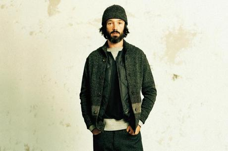 J.S. HOMESTEAD – F/W 2014 COLLECTION LOOKBOOK