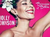 "septembre, Molly Johnson revient avec ""Because Billie"", l'album hommage Billie Holiday Live septembre"