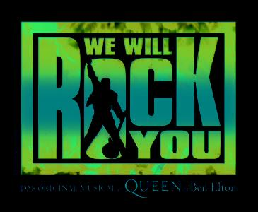 We will rock you pour trois mois au Deutsches Theater de Munich