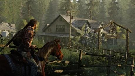 The Last of Us - cheval