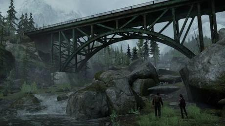 The Last of Us - paysage