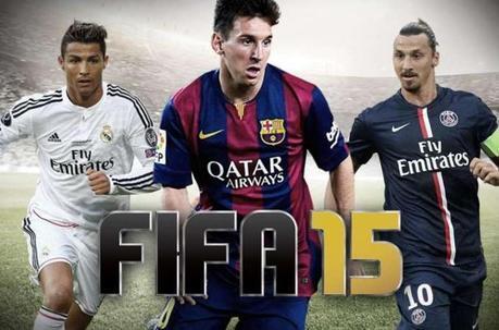 Les notes de joueurs de FIFA 15