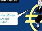 Dessin presse: Christine Lagarde appelle accélérer réformes