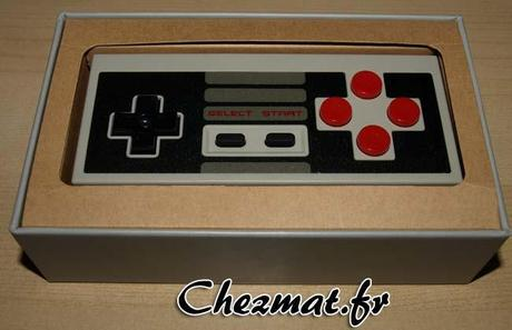 NES 30 Game Controller   emballage NES30 2