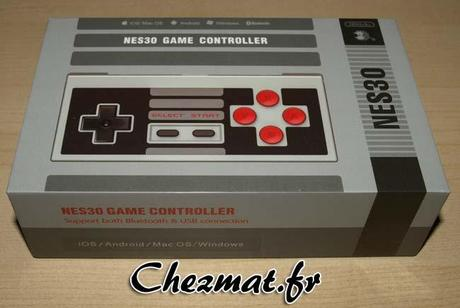 NES 30 Game Controller   emballage NES30 1