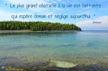 citation - Bruce Peninsula National Park