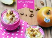 Verrine betteraves pomme tentation