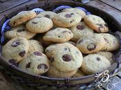 Cookies Pépites Chocolat Vanille