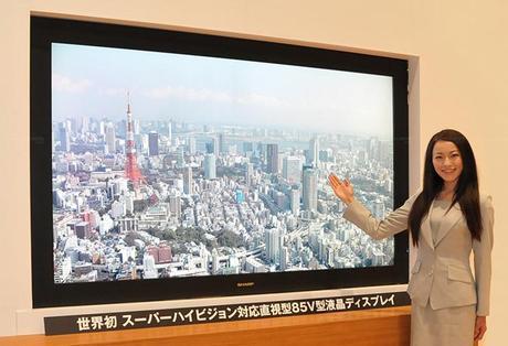 La NHK va présenter en Europe des images en ultra haute-définition 8K