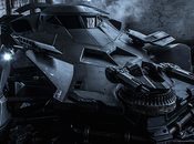 MOVIE Batman Superman nouvelle photo officielle Batmobile