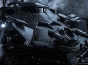 MOVIE Batman Superman nouvelle photo officielle Batmobile