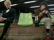 Quand rollerblader descend dans métro parisien