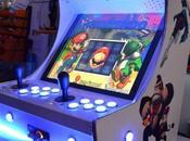 Créer borne arcade?