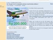 voyagé avec Saudi Airlines