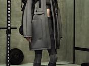 trois premiers look officiels collab' Alexander Wang pour H&M...