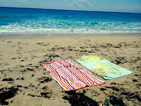 Conseils pour aller à la plage : se mettre près de l'eau