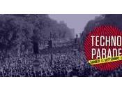 TECHNO PARADE 2014 Liberté, Diversité, Rythme samedi septembre 11h30 19h00.
