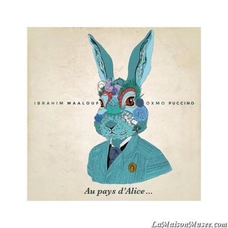 [Musique] Oxmo Puccino Ibrahim Maalouf concrétisent Pays d'Alice