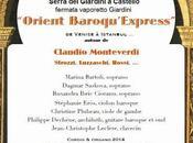 Grand concert musique baroque Serra Giardini septembre