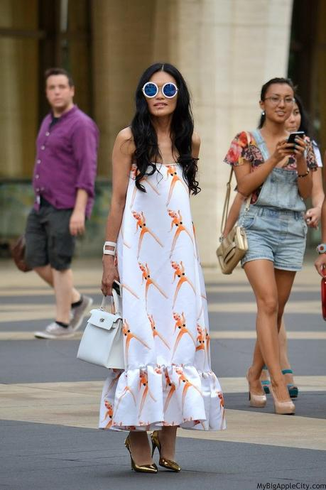 New York Fashion Week - Best of Street Style #2