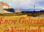 """Décembre 2014-Fondation CUSTODIA """"Entre Goltzius Gogh"""" Entre notation rêve-l'oeuvre papier d'Arie Schippers-"""